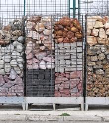 schanskorven-steensoorten